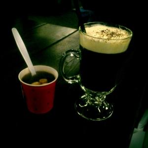 Irish coffee vs Glögg