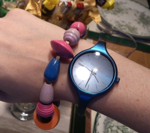 Watch and braclet (2)