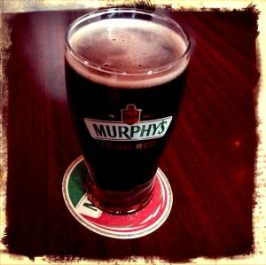 1. Afternoon beer