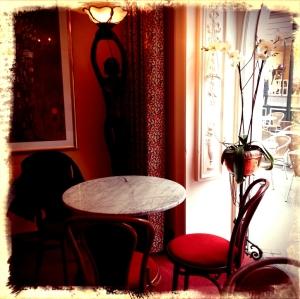 1. Bakery table
