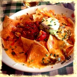 3. The nachos