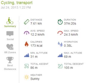 Bike ride II