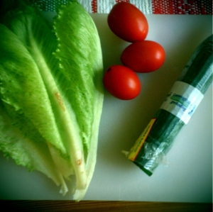 Salad to be