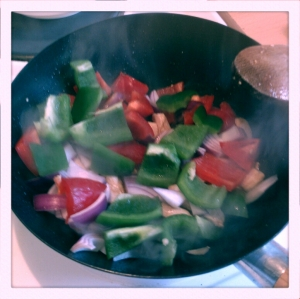 Veggies added (2)
